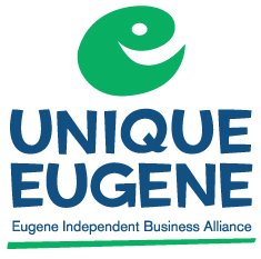 Unique Eugene eGift Card logo