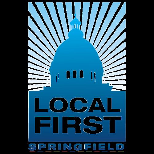 Shop Local Springfield Card logo