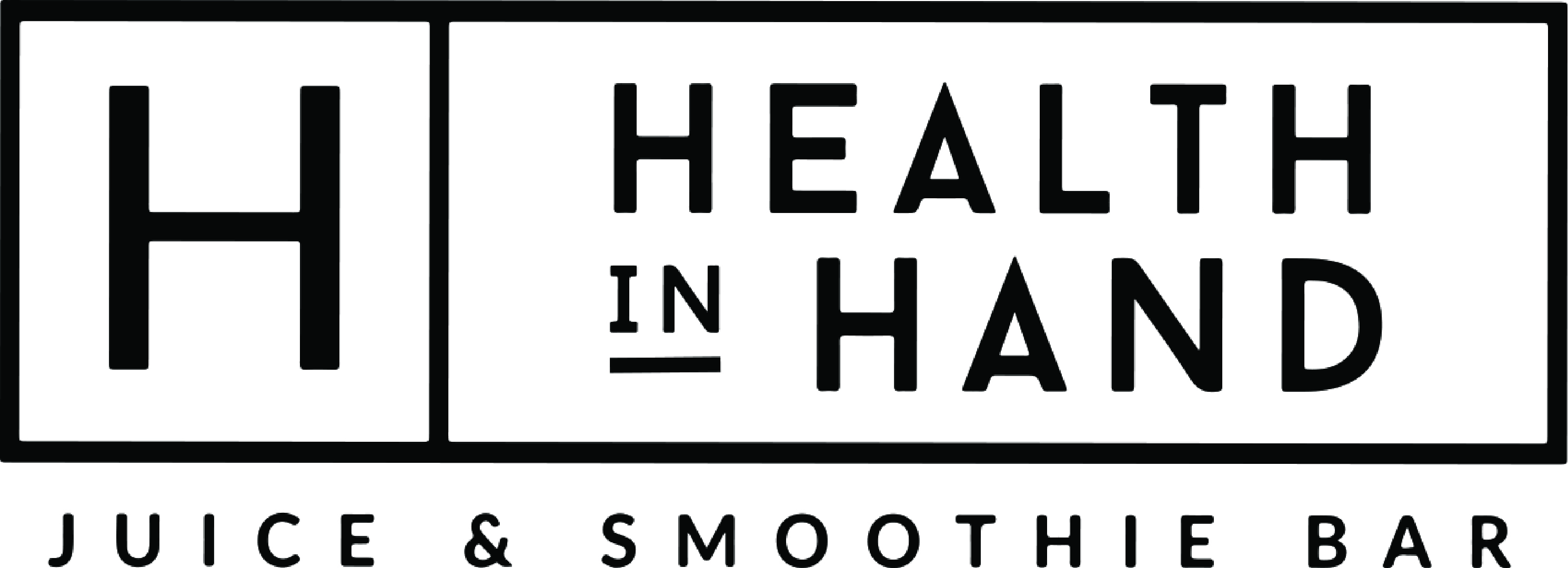 Health in Hand Juice and Smoothie Bar Coupon
