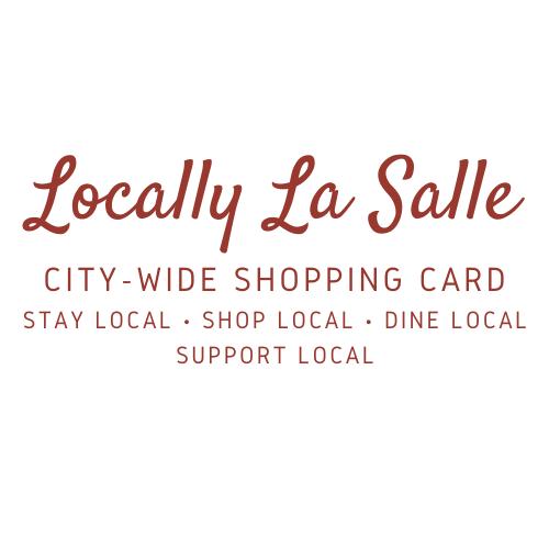 Locally La Salle Digital Gift