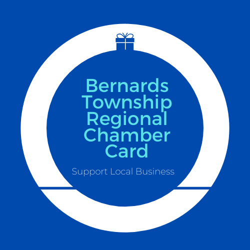 Bernards Township Regional Chamber eGift Card Digital Gift