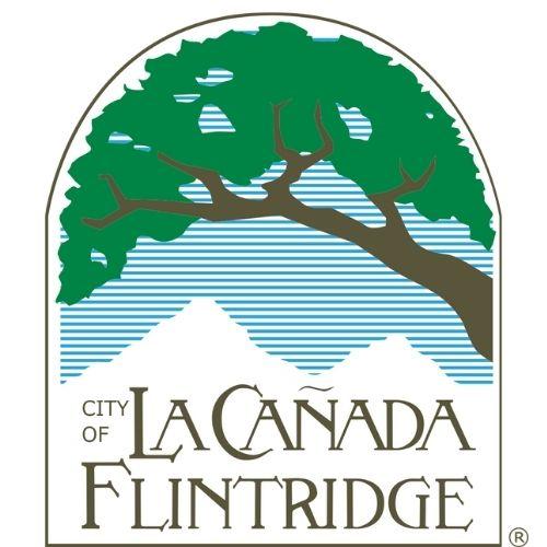 La Canada Flintridge Shop Local Card logo