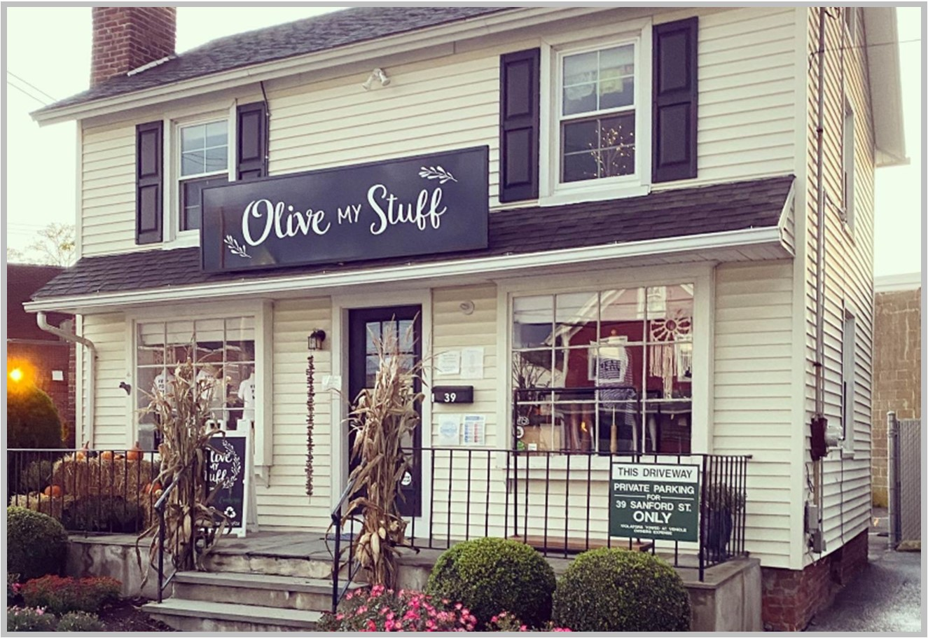 Olive My Stuff Coupon