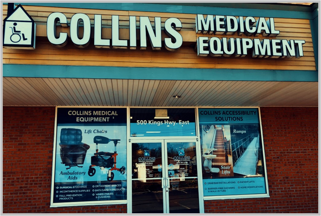 Collins Medical & Accessibility Solutions Coupon