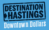 Destination Hastings Downtown Dollars Digital Gift