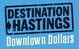 Destination Hastings Downtown Dollars Digital Gift