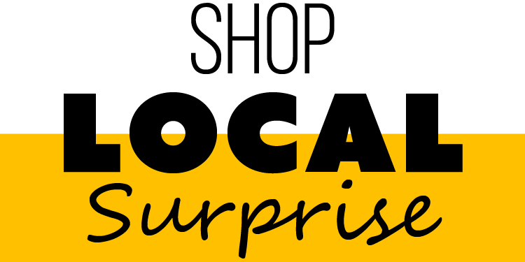 Shop Local Surprise Digital Gift