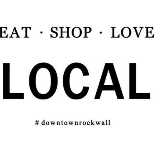 Rockwall Downtown Dollars logo