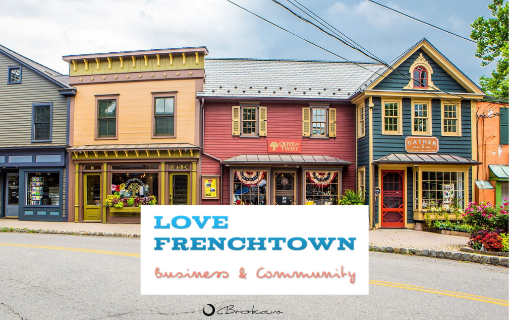 Love Frenchtown Digital Gift