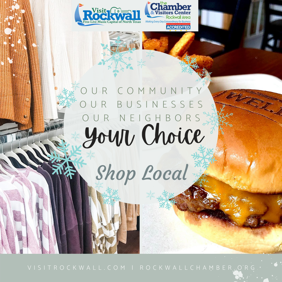 Love Local: Rockwall County USA Digital Gift