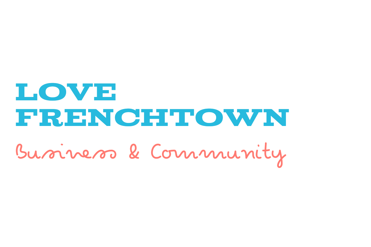 Love Frenchtown logo