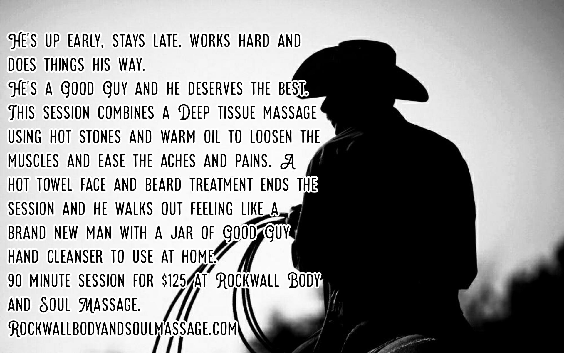 Rockwall Body & Soul Massage Coupon