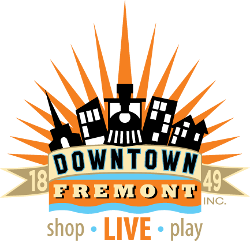Downtown Fremont OH logo