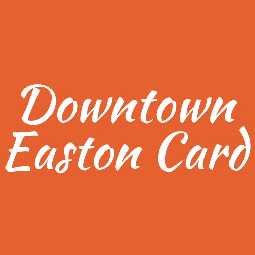 Downtown Easton Card Digital Gift