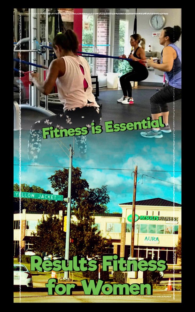 Results Fitness for Women Coupon