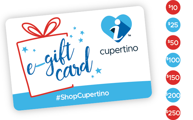 I Love Cupertino Digital Gift