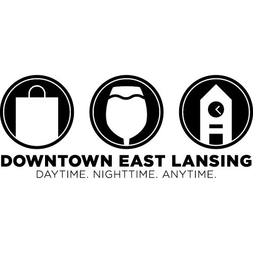 Downtown East Lansing logo