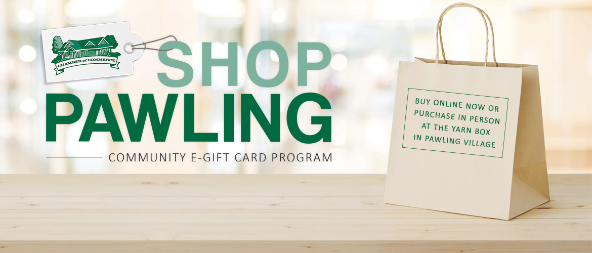 Pawling Chamber of Commerce Digital Gift