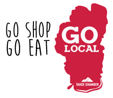 GO Local Tahoe Card logo