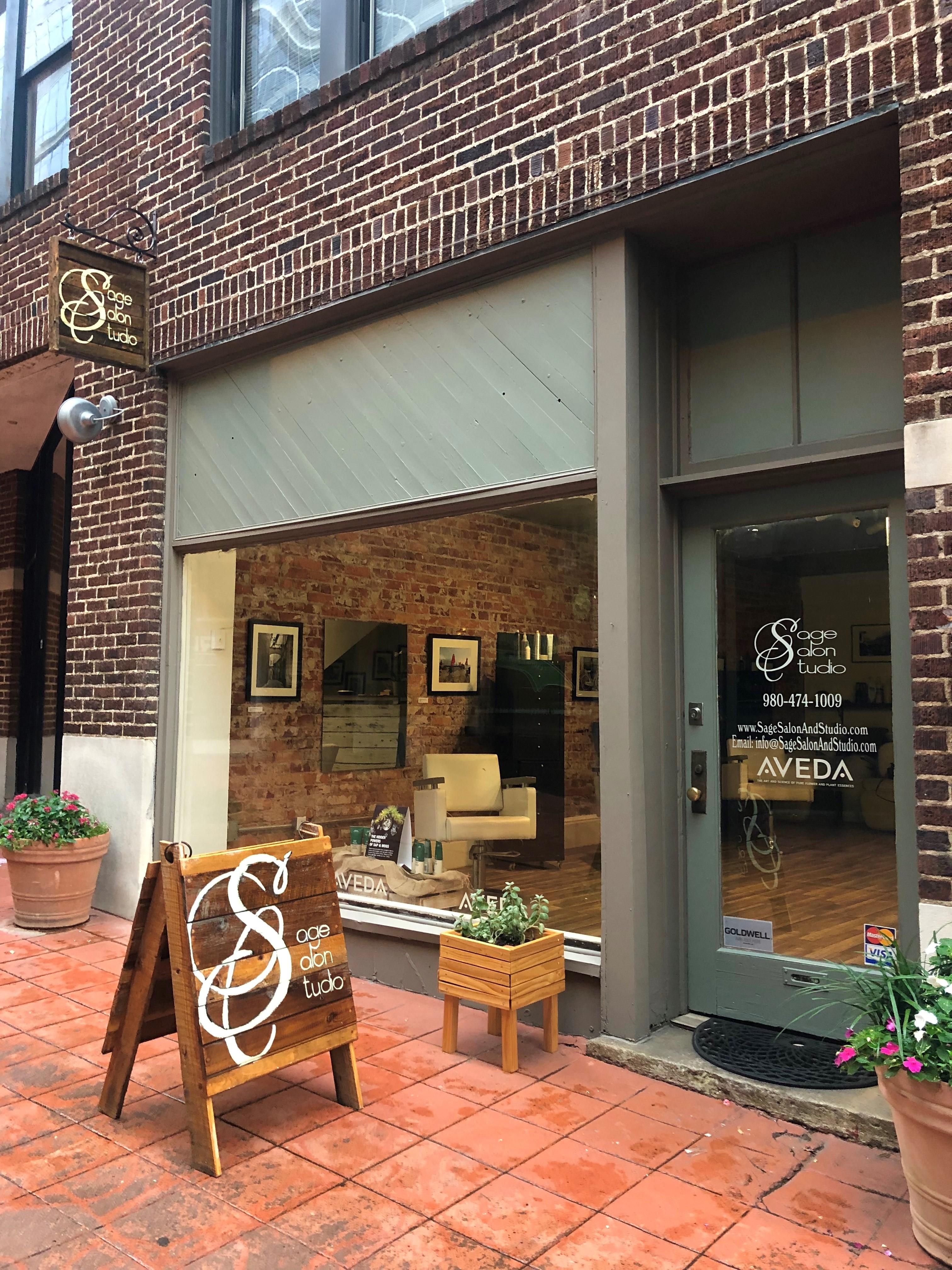 Sage Salon & Studio LLC Coupon