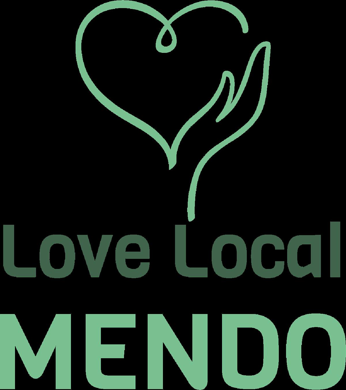 Love Local Mendo Digital Gift