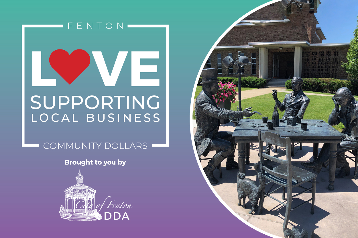 Fenton Community eGift Card Program Digital Gift