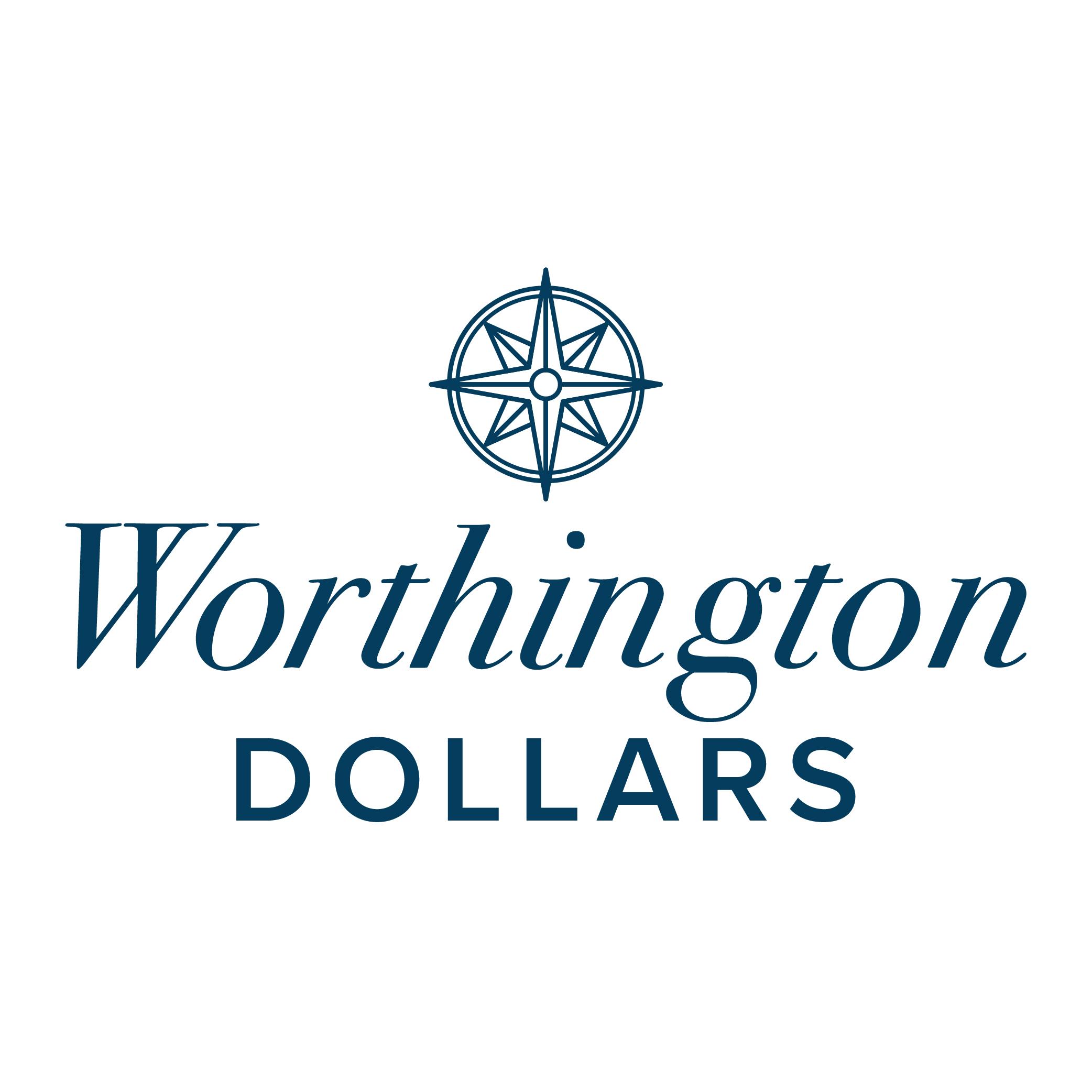 Worthington Dollars logo