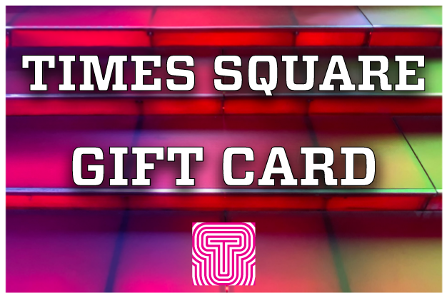 Times Square Gift Card Digital Gift