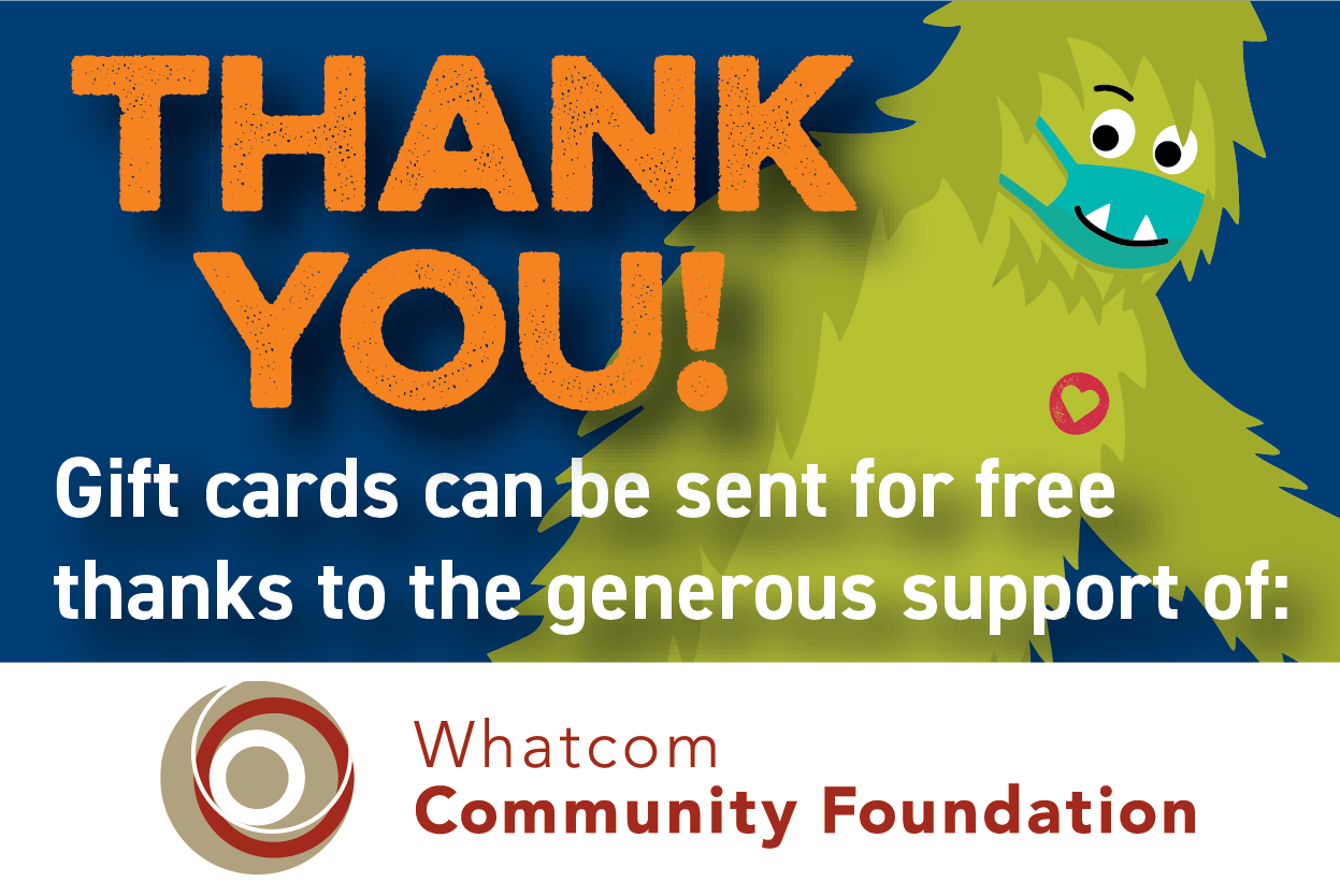 Whatcom Think Local First Gift Cards Digital Gift