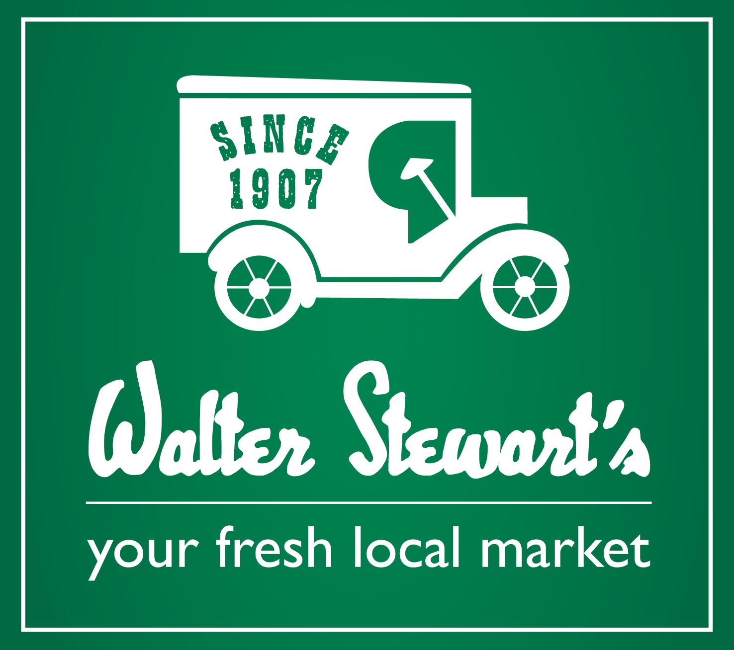 Walter Stewart's market Coupon