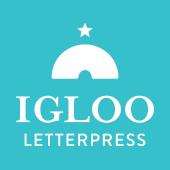 Igloo Letterpress Coupon