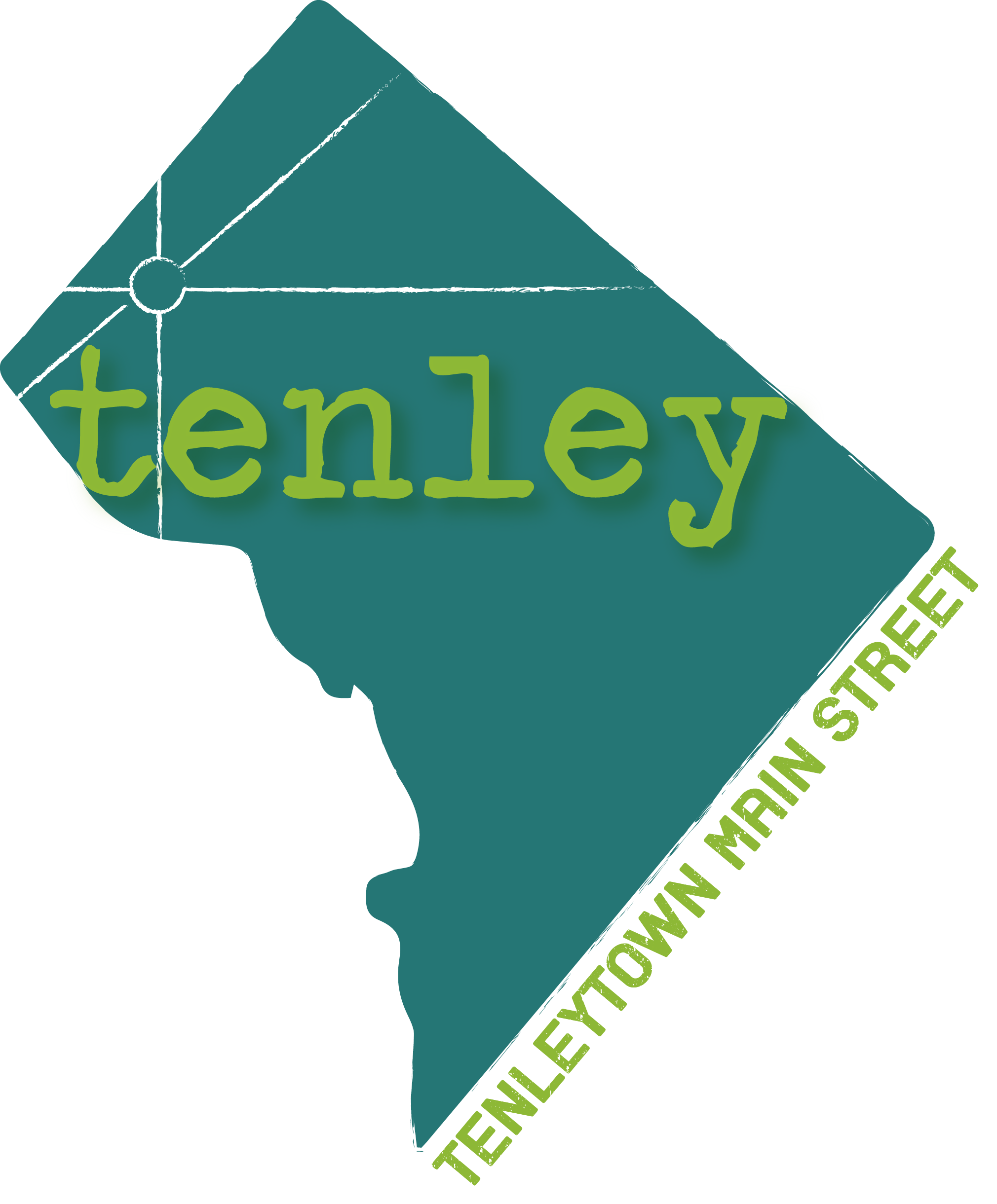 Tenleytown Main Street logo