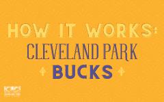 Cleveland Park Bucks Digital Gift