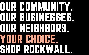 Love Local: Rockwall County USA Digital Gift