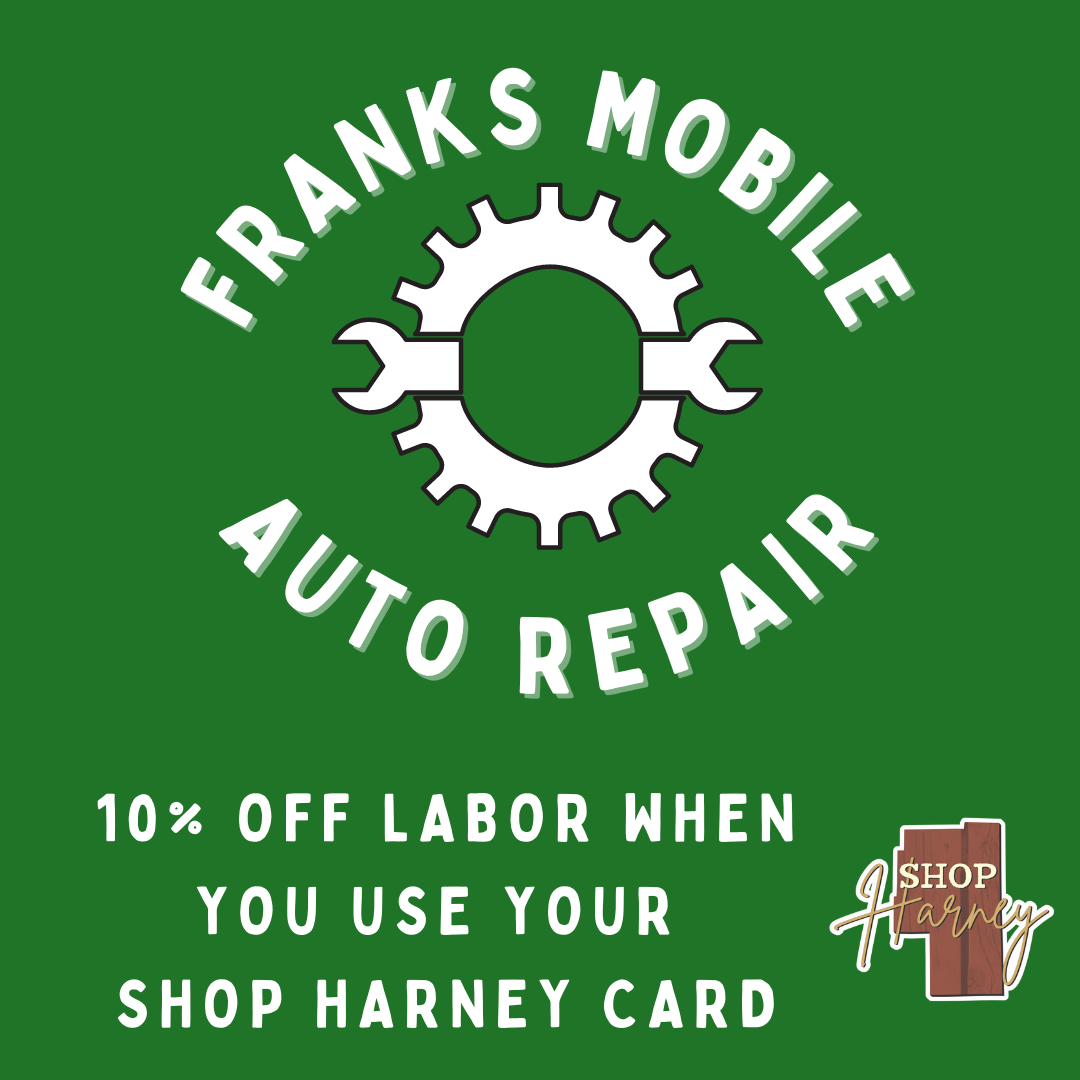 Franks Mobile Auto Repair Coupon