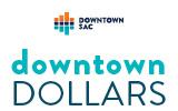 Downtown Dollars Digital Gift