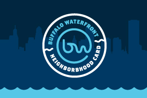 Buffalo Waterfront Neighborhood Card Digital Gift