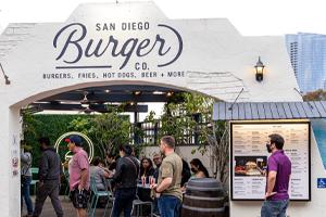 San Diego Burger Co. Coupon