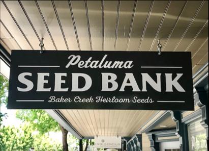 The Seed Bank Coupon
